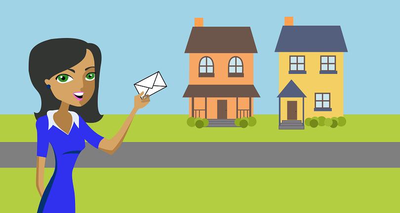 notificações no contrato de aluguel